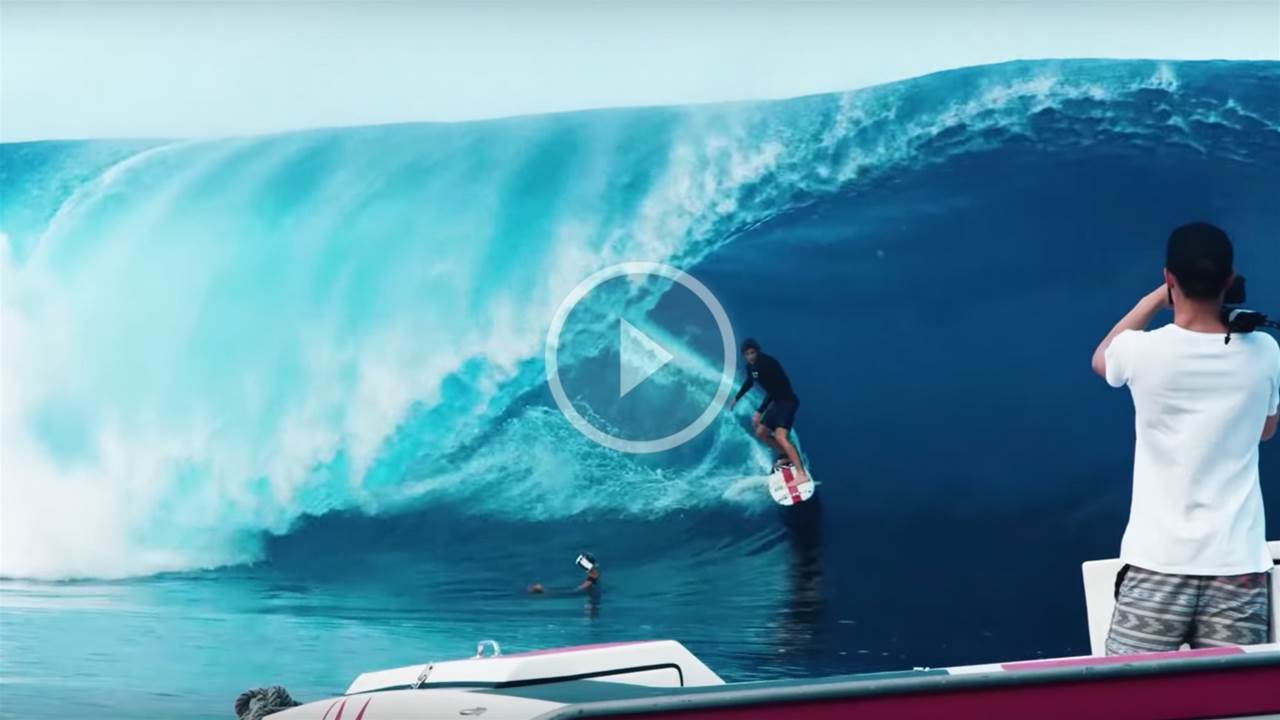 A Psychedelic Surf Safari to the South Pacific