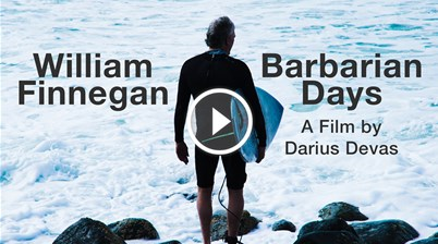 'Barbarian Days' – Visual Literature