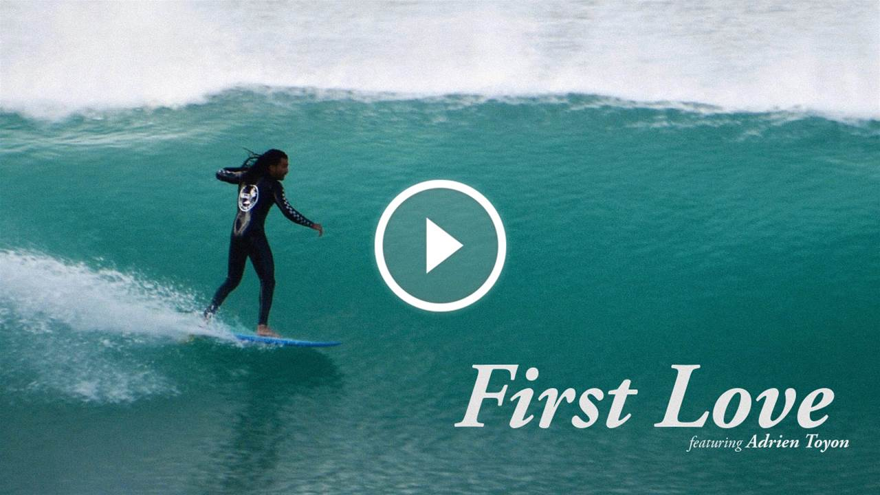First Love – Adrien Toyon