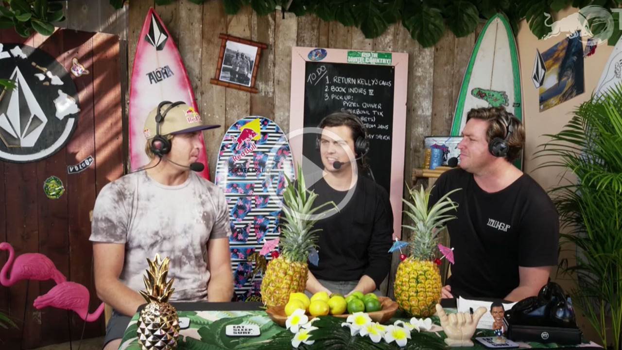 Listen: 'The Other Guys' Coverage of the Volcom Pipe Pro