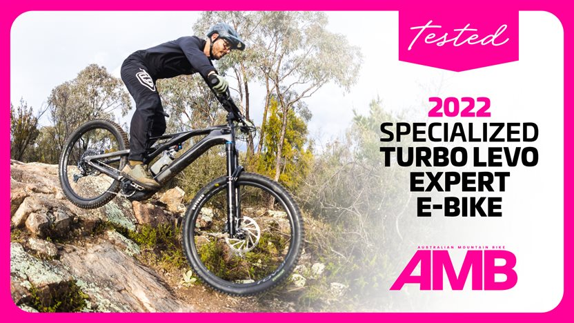 TESTED: 2022 Specialized Turbo Levo Expert eMTB