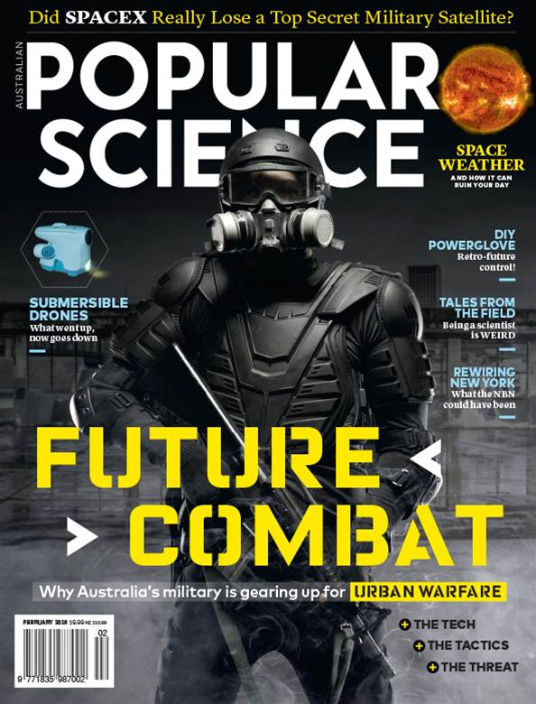 Issue #111 - February 2018