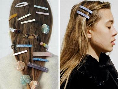valet studio hair clips