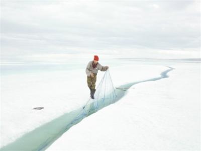 evgenia arbugaeva's arctic photography