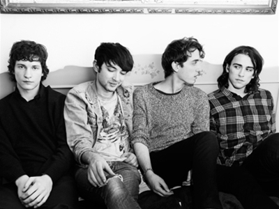 tunesday - beach fossils interview and ticket giveaway