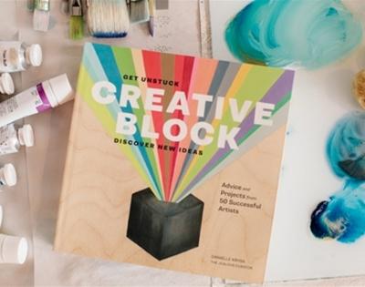 stuff mondays - creative block