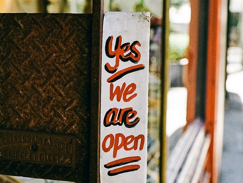 a few ways to support your favourite small businesses