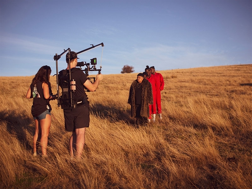word from the wise: how to start making music videos