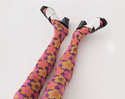 encase your pins in these rad lazy oaf tights