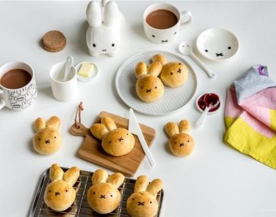 recipe – miffy buns