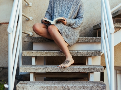 finding places to read