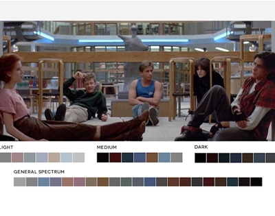 movies in colour