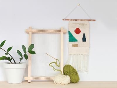 stuff mondays - simplicity weaving looms
