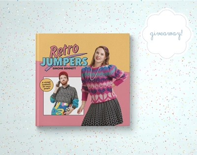 stuff mondays – retro jumpers book