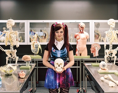 my job: hannah lewis dissects dead bodies for a living