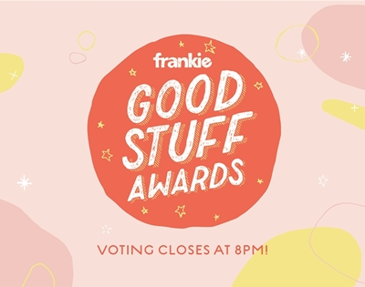 good stuff voting closes today