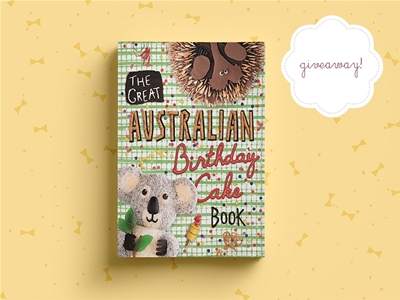 stuff mondays – the great australian birthday cake book