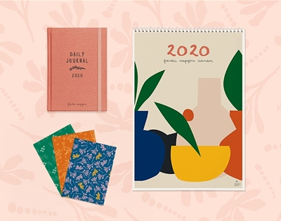 pre-order the 2020 frankie diary and calendar