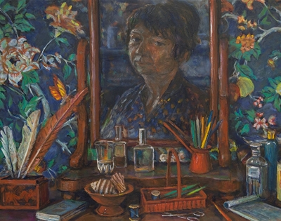 the life of legendary aussie painter margaret olley