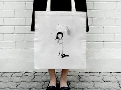 tissue tote bags