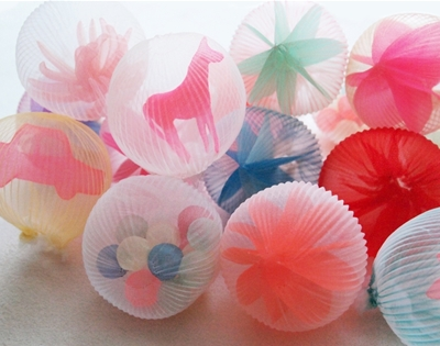 mariko kusumoto's fibre art