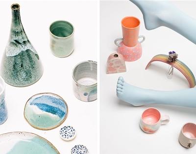 melbourne ceramics market