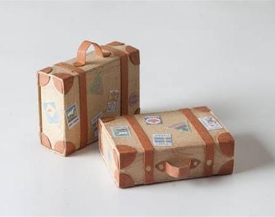 diy matchbox suitcase