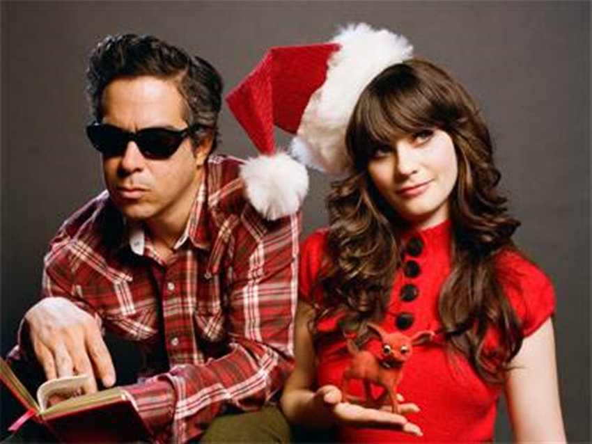tunesday - she & him