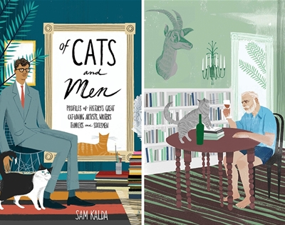 of cats and men book