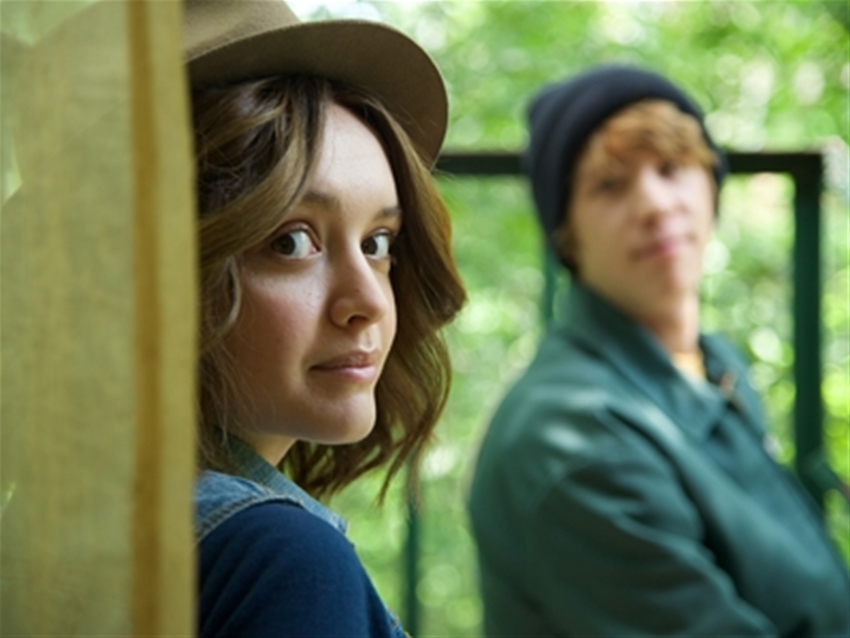 me and earl and the dying girl exclusive frankie screenings