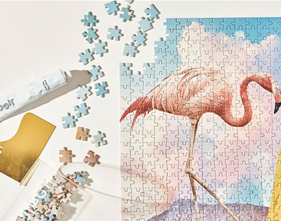 distract your brain with jiggy puzzles