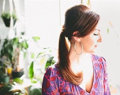 get fancy: '60s ponytail