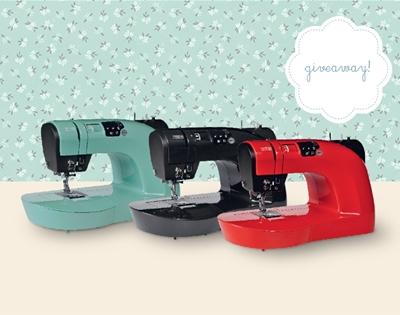 stuff mondays – oekaki sewing machine