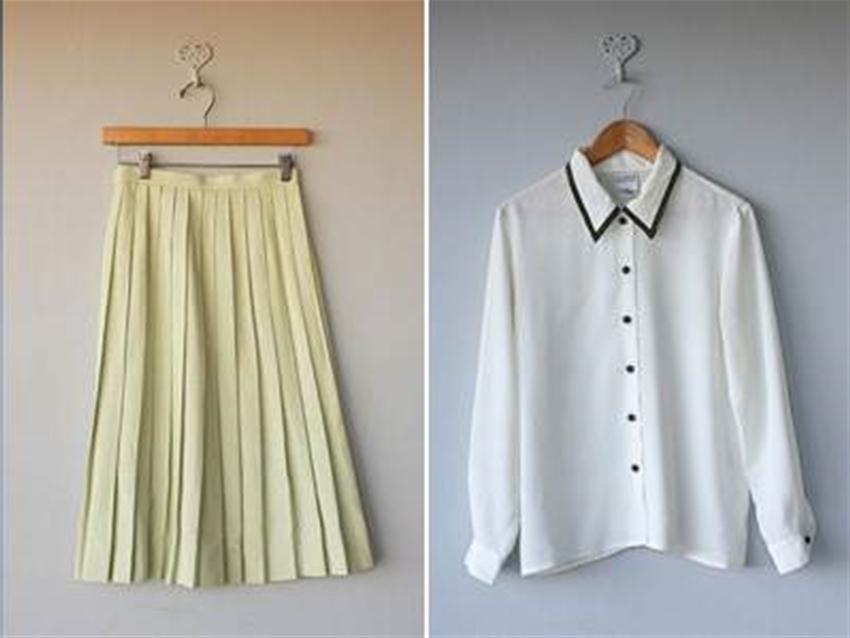 custard heart vintage clothes