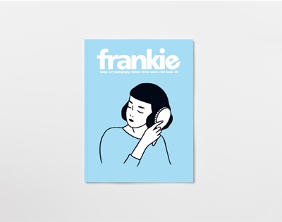 five minutes with frankie cover artist tallulah fontaine