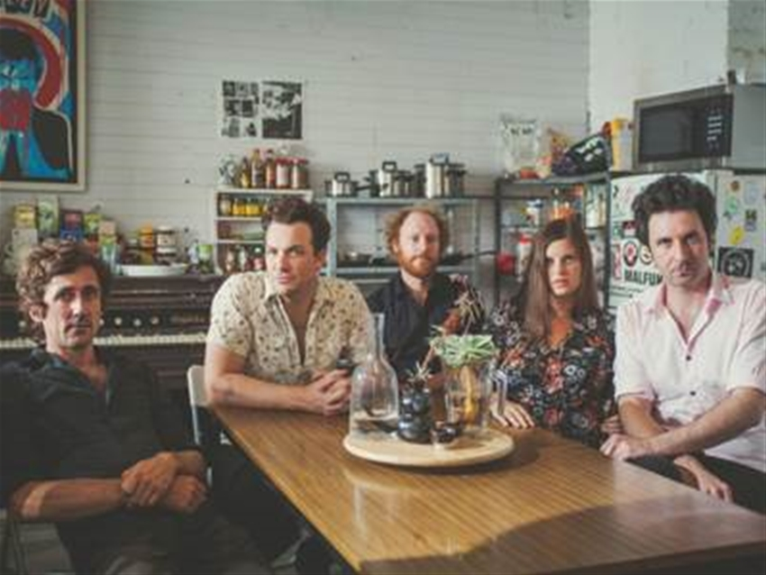 tunesday - the drones tour and giveaway