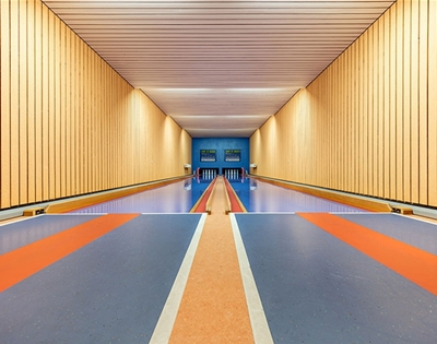 germany's aesthetically delightful bowling alleys