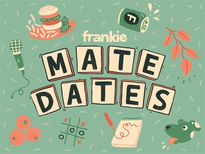 introducing frankie mate dates