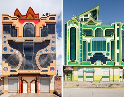 the colourful architecture of bolivia