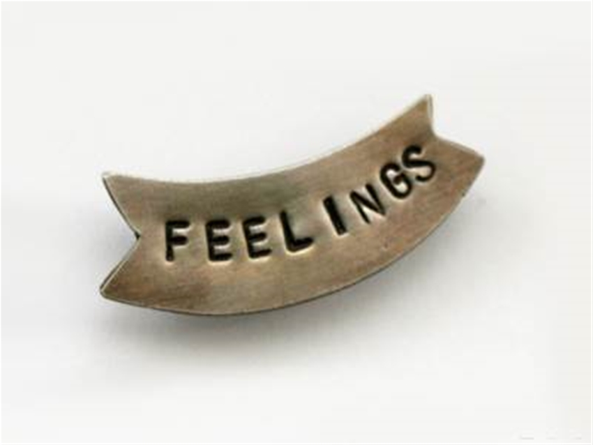 wear your feelings