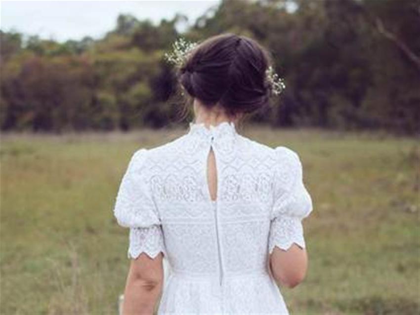 maggie may vintage wedding dresses