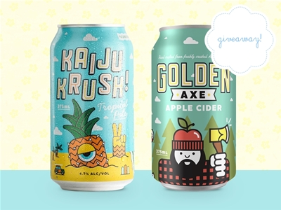 stuff mondays – kaiju beer