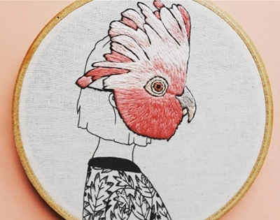 amy jones embroidery