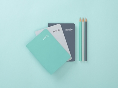 stuff mondays - notely notebooks