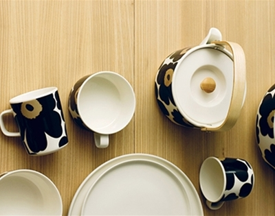 stuff mondays - marimekko tableware