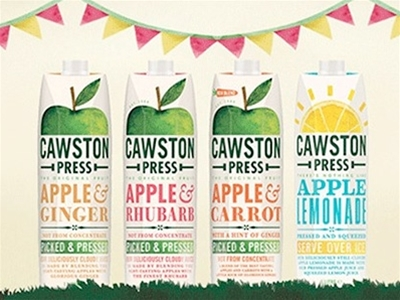 stuff mondays - cawston press juice