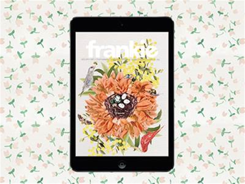 frankie ipad app is go
