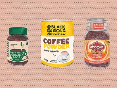 road test: instant coffee