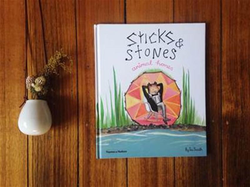 stuff mondays - tai snaith kids' book