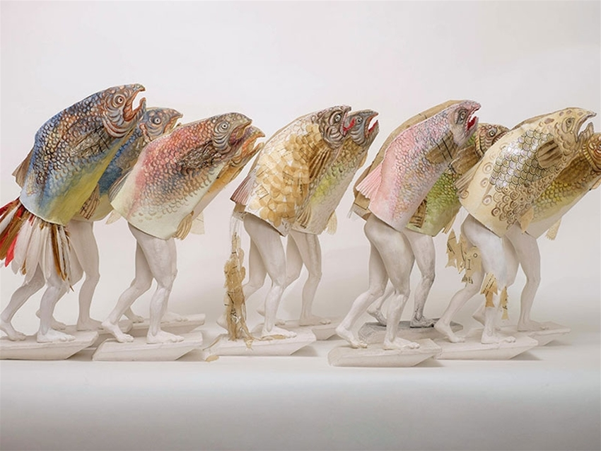 pilar mehlis's fish people